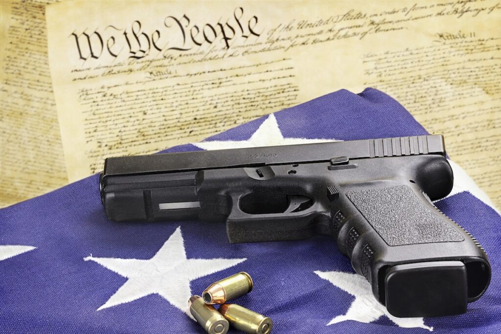 Second Amendment Right vs All Other Rights