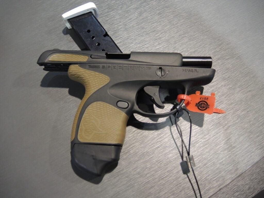 Taurus Spectrum .380