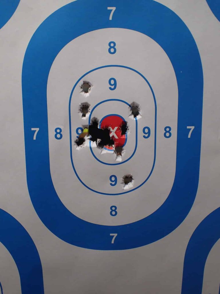 Walther PPQ 45 ACP Target