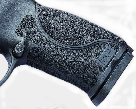 The Aggressive Grip Texture of the M&P M2.0