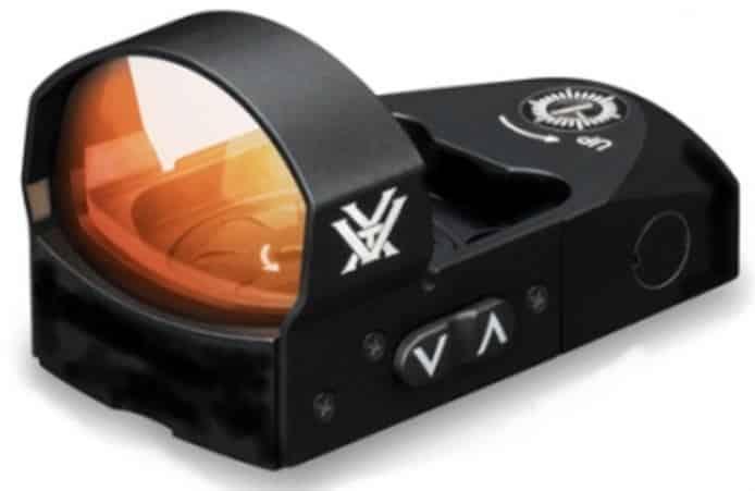 Mini Red Dot Top Load 3 MOA Dot Pistol Sight