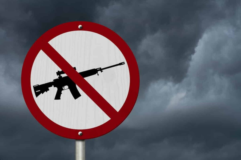 Appeals Court Upholds Maryland Gun Ban