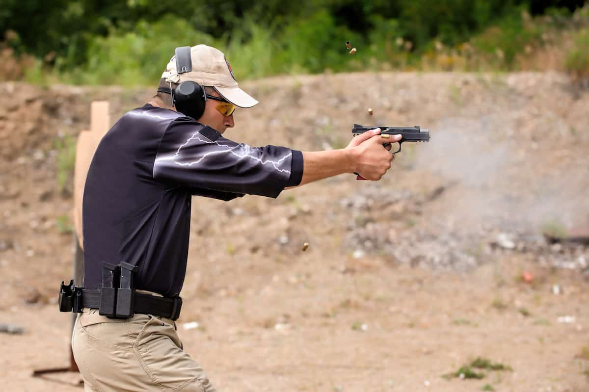 Competition Shooting vs. Self Defense Training: Pros, Cons, and Some Other Thoughts