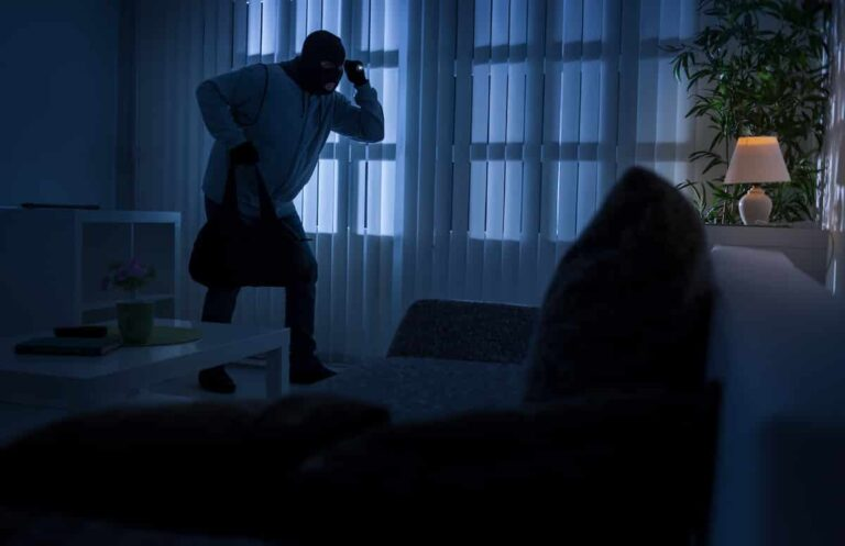 Back for Seconds: Keep Burglars from Robbing Your House a Second Time