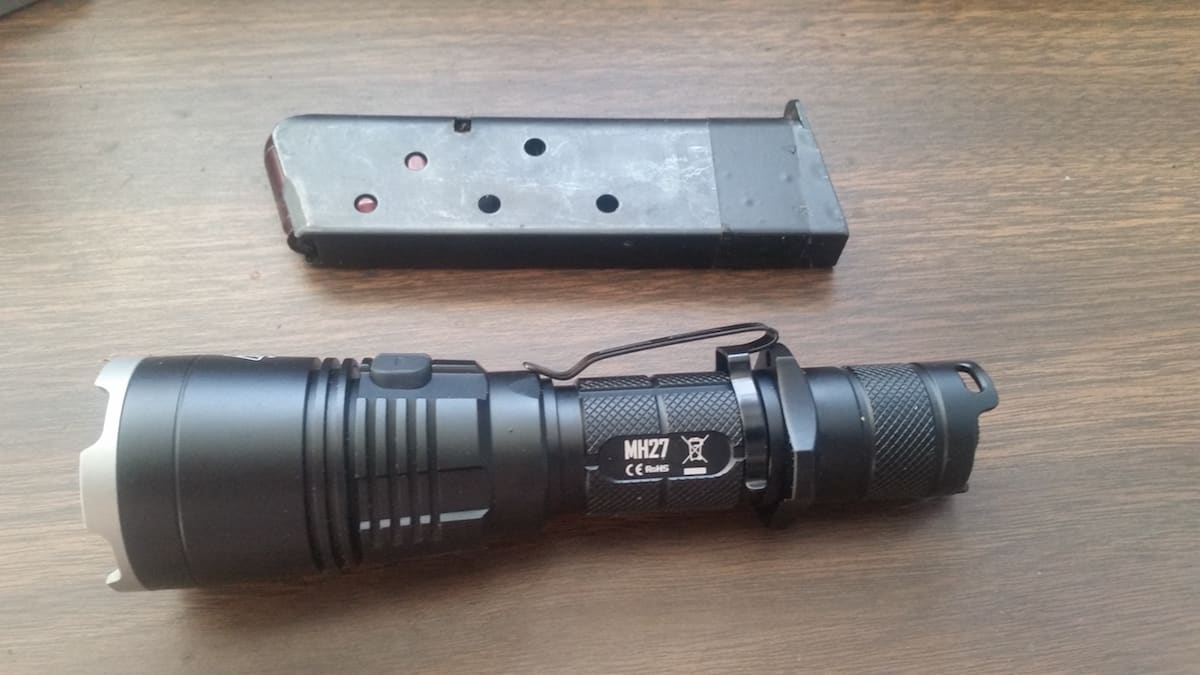 NiteCore MH27 [Flashlight Review]