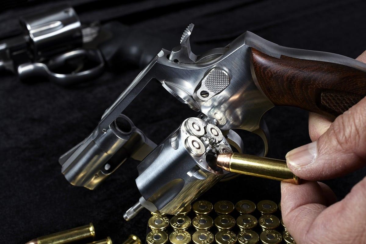 snub 357 revolver