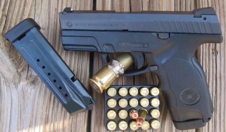 Steyr C9-A1 9mm [FIREARM REVIEW]