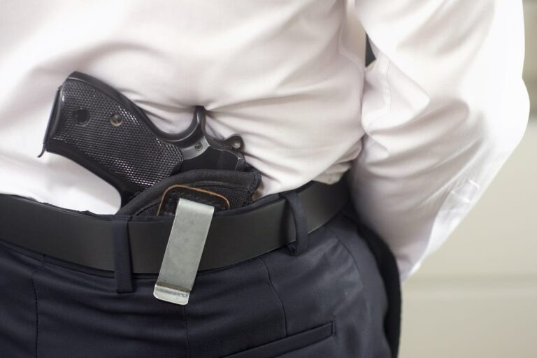 4 Things You Could Stand To Worry Less About While Concealed Carrying