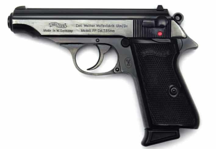 32 handgun