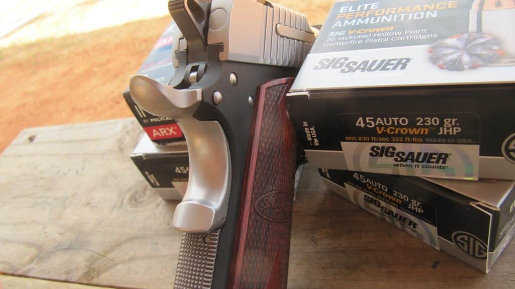 Sig Sauer C3-- Beavertail- Grip Safety- Rear Backstrap 20 LCI Checkering