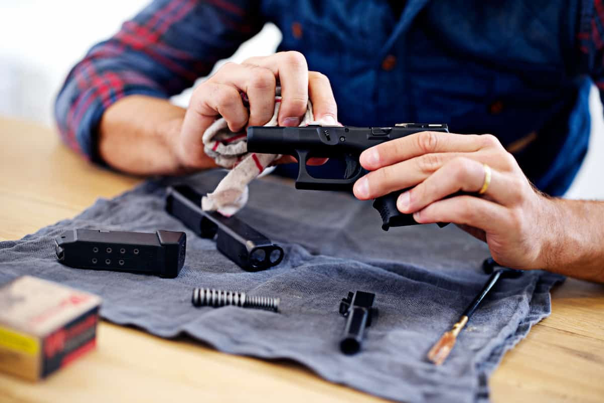 5 Tips to Make Cleaning Guns More Enjoyable