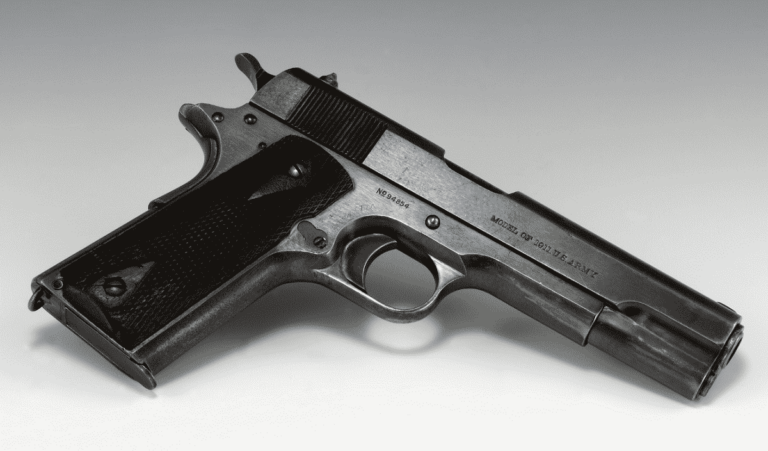 Reasons To Consider A 1911 9mm Instead Of .45 ACP