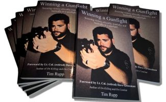 Winning a Gunfight by Tim Rupp [BOOK REVIEW]