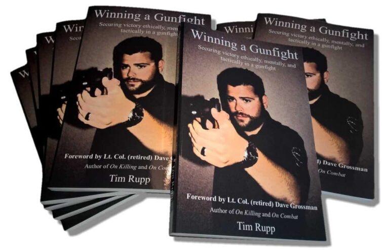 Winning a Gunfight by Tim Rupp [BOOK REVIEW]