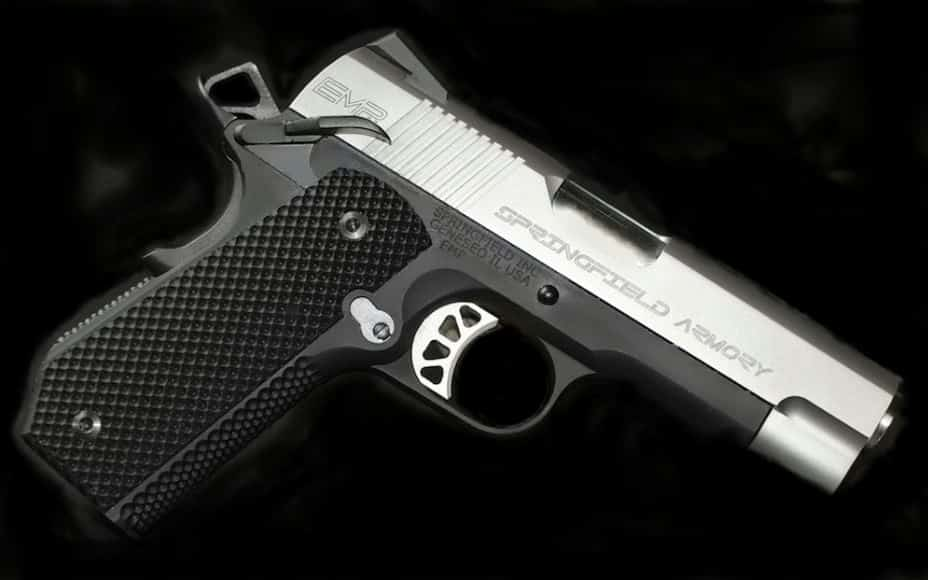 Springfield EMP4 Contour 1911 9mm--RIGHT side