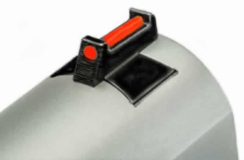 1911 EMP4 Contour Red Fiber Optic Front Sight