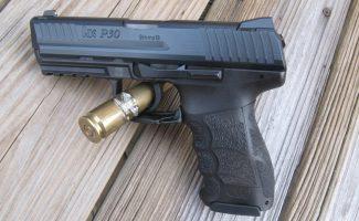Heckler & Koch P30L V1 9MM [FIREARM REVIEW]