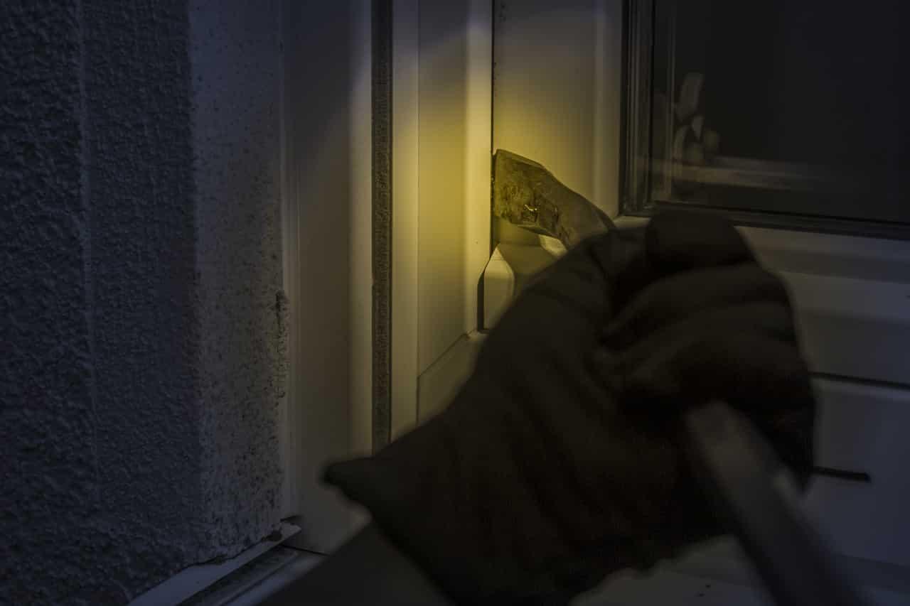 Preventing A Home Invasion