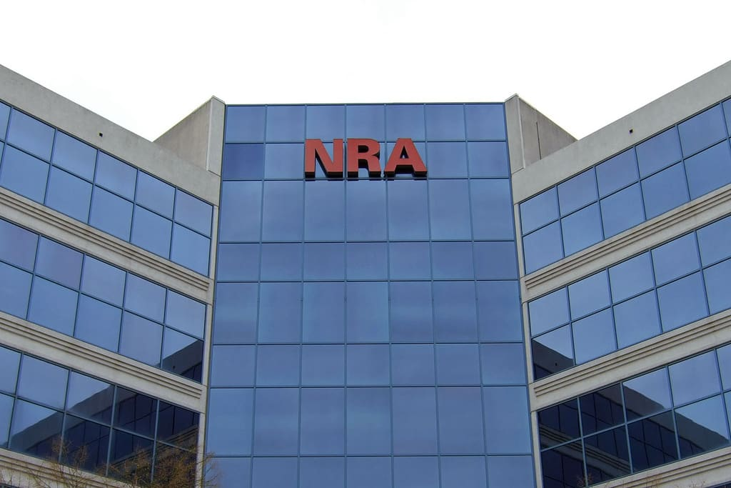 NRA Sues the State of California