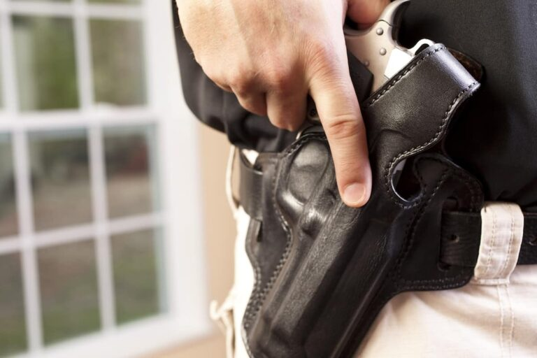 Open Carry Revisited