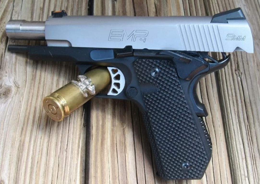 Springfield Armory 1911 EMP 4 Lightweight Champion Contour 9mm [FIREARM REVIEW]