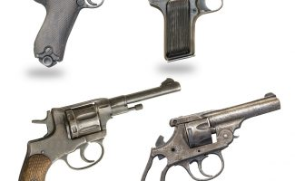 surplus handguns