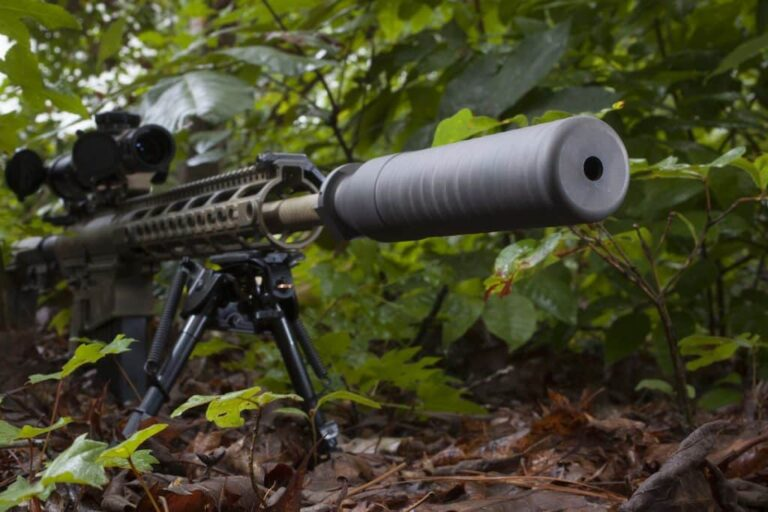 Suppressors, SBRs and the NFA: Are Changes Coming to Firearm Regulation?