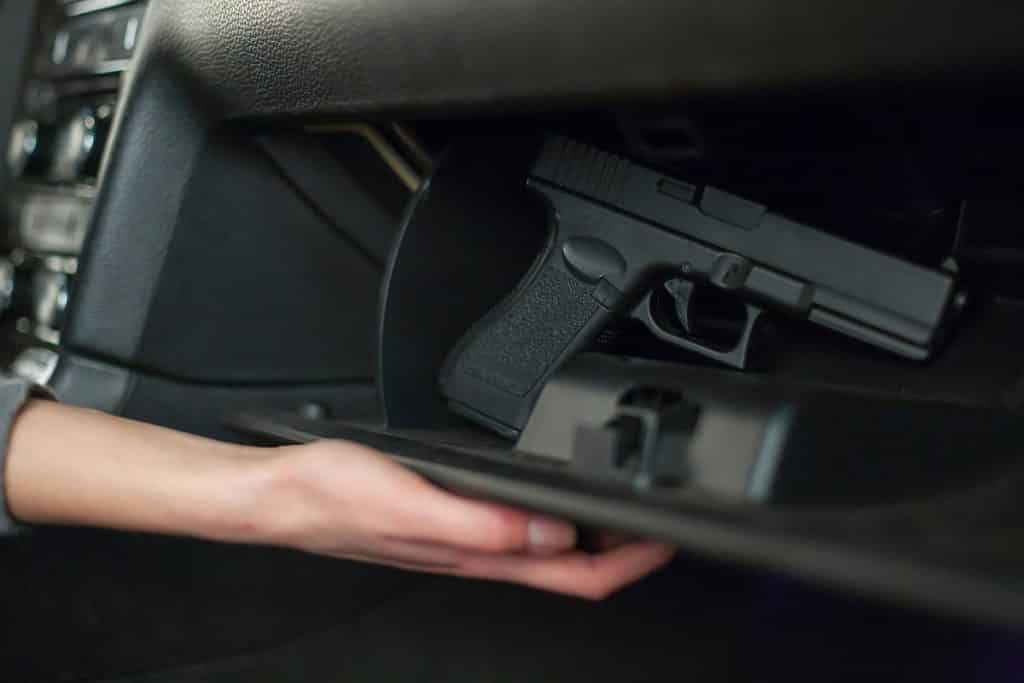 concealed carry in the car