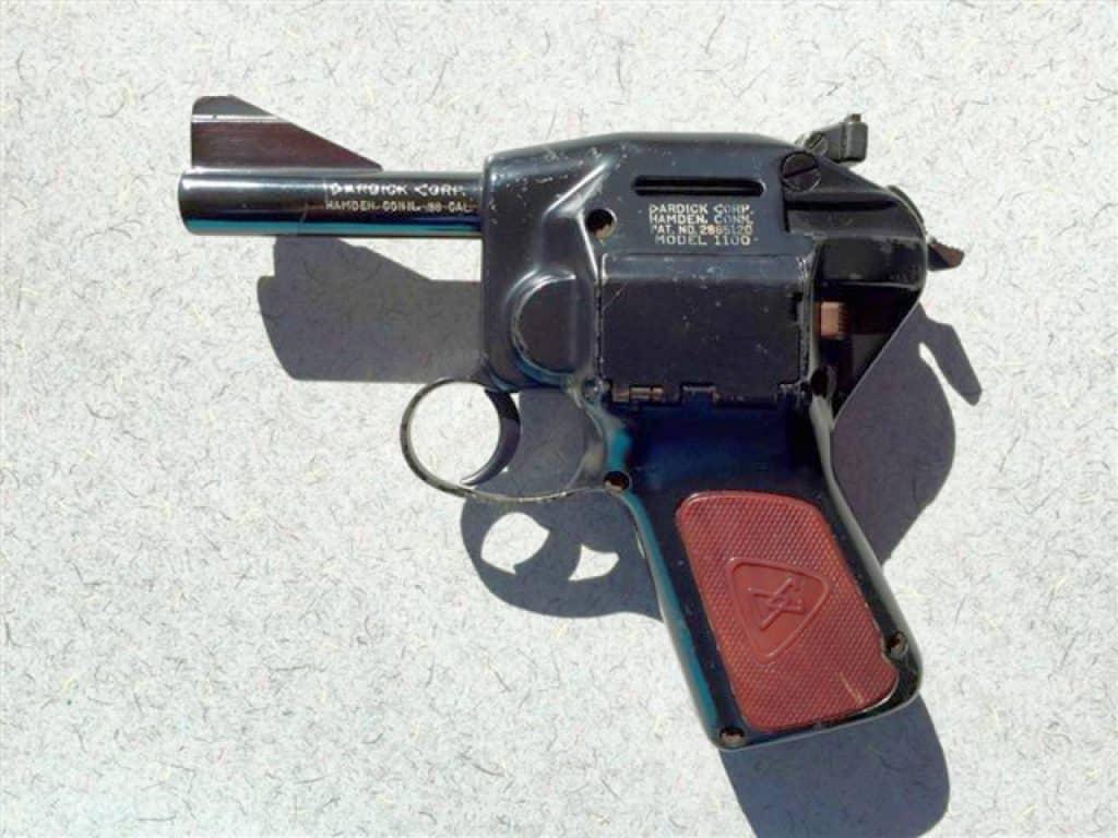 Dardick Model 1100 and Model 1500