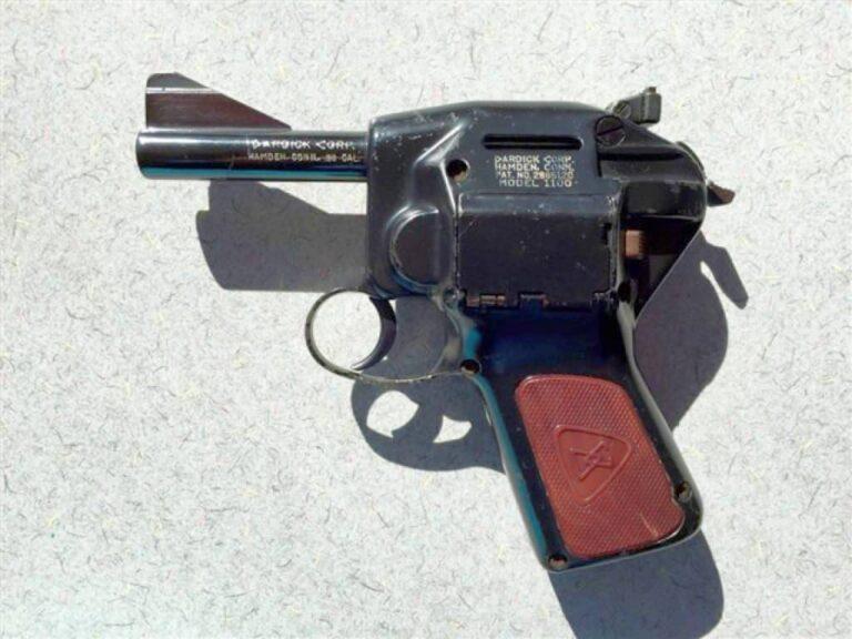 4 Strange and Unusual Firearms