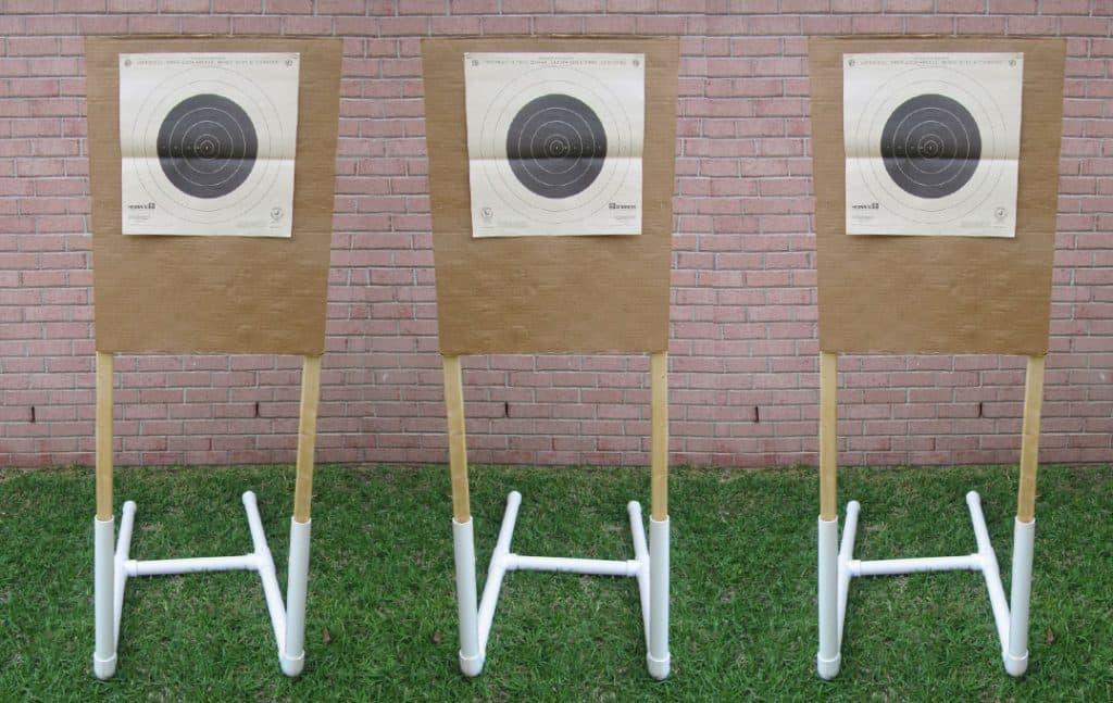 DIY Target Stand for Shooting
