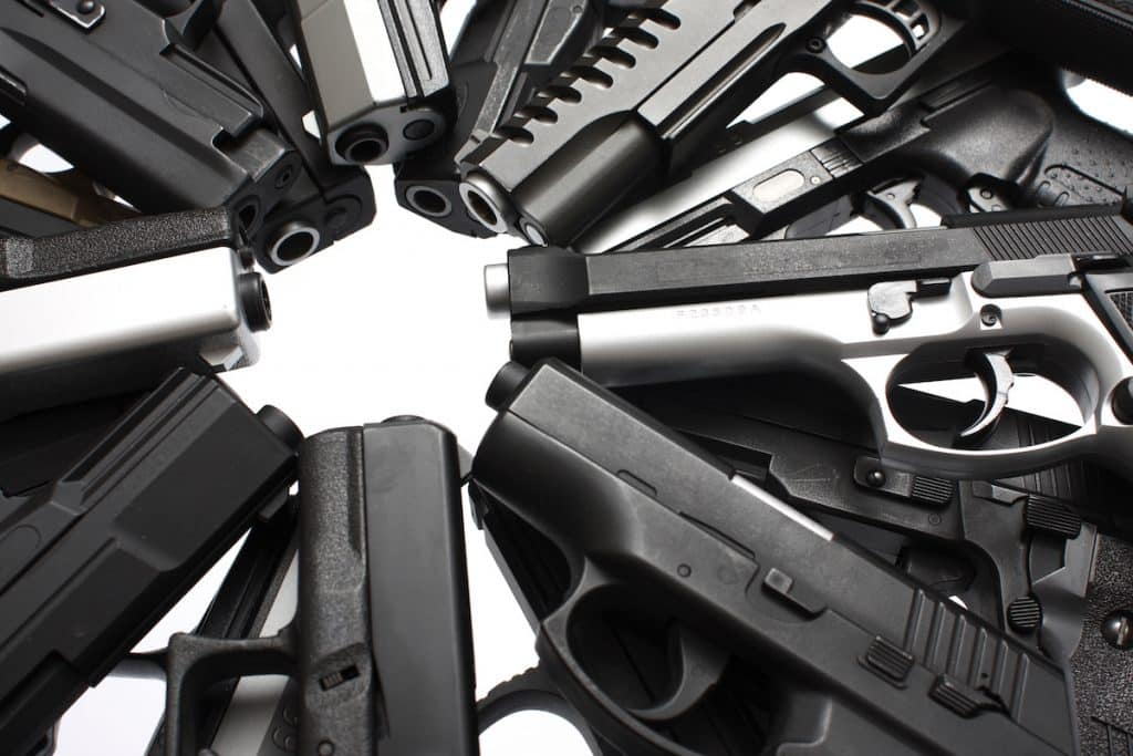 Prioritize Your Defensive Firearms