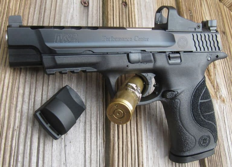 [FIREARM REVIEW] Smith-Wesson M&P Ported 9L with Mini Red Dot 9mm