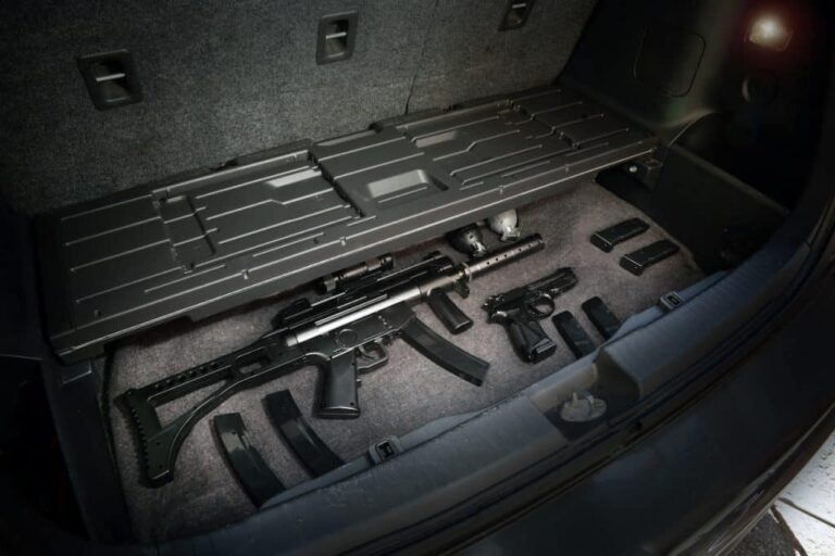 Trunk Guns: the Good, the Bad, and the Ugly