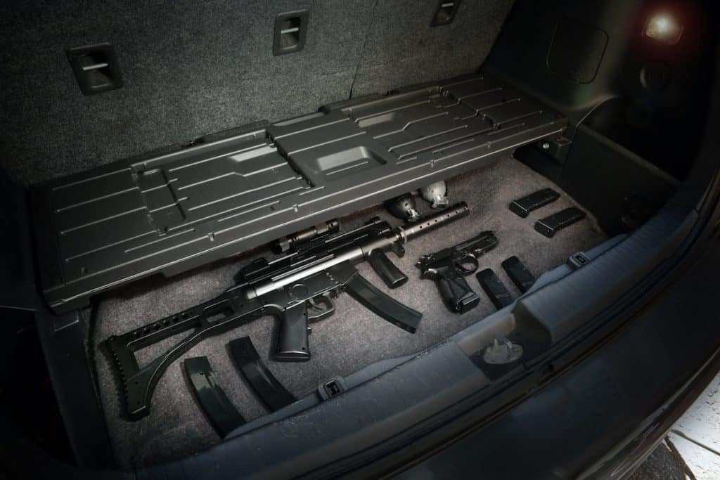 Trunk Guns The Good The Bad And The Ugly Usa Carry