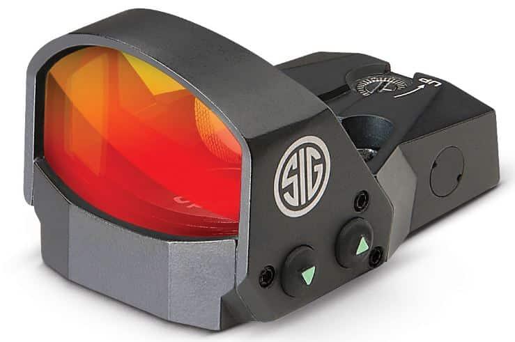 Sig Sauer Romeo1 Mini Reflex Red Dot Sight