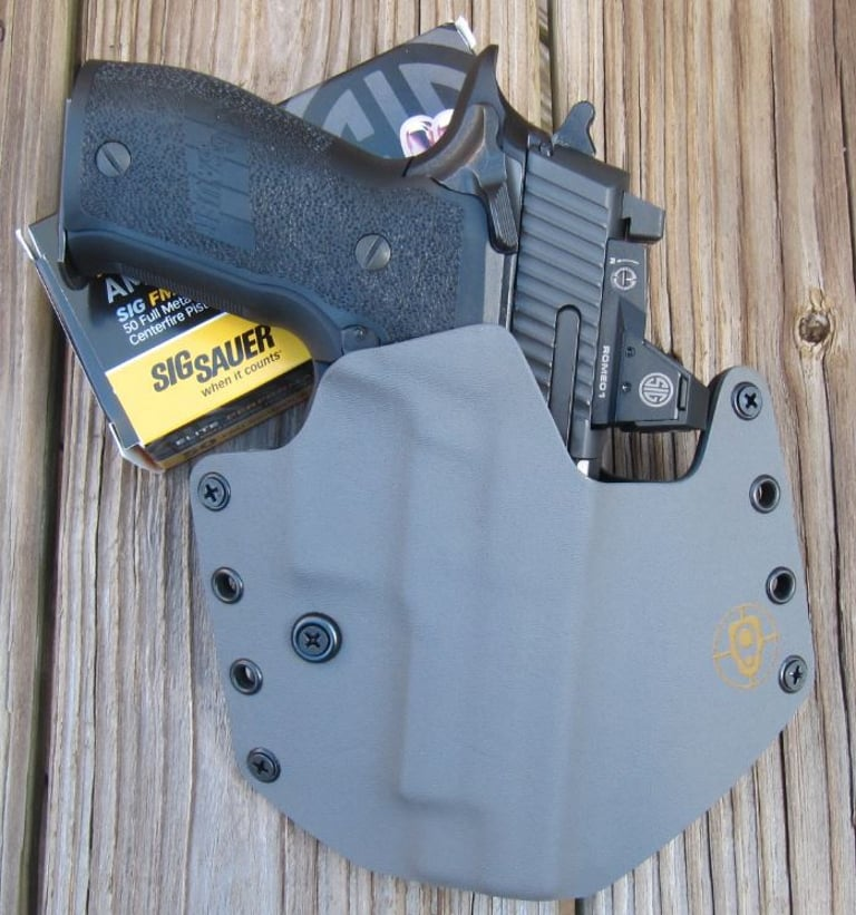 Sig 226 RX in BlackPoint Tactical Kydex OWB Holster