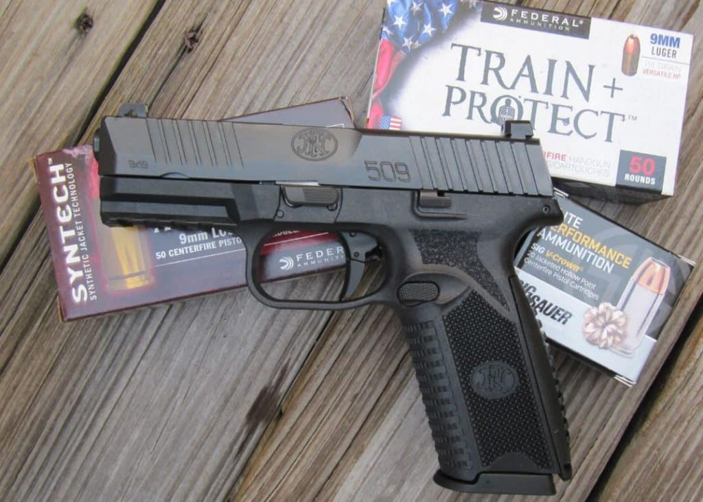 FN 509 Compact 9mm [FIREARM REVIEW]