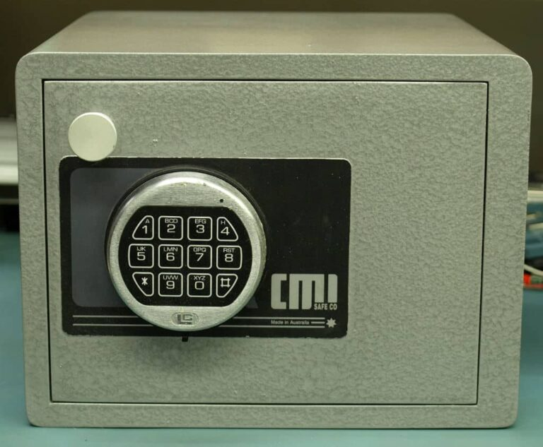 What You Should Look For In A Gun Safe
