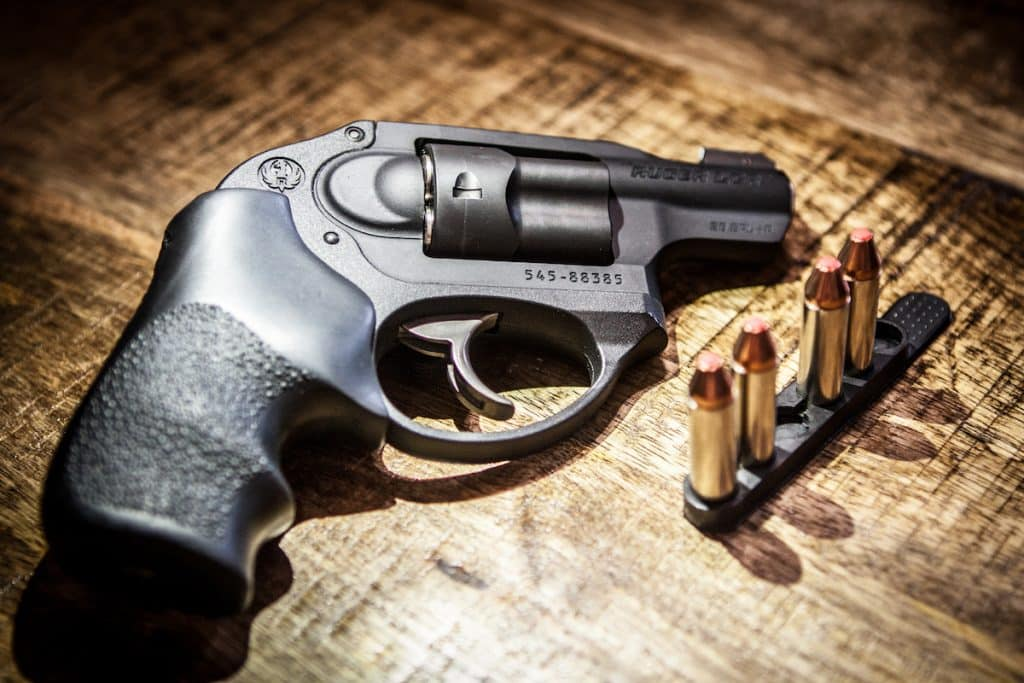 Revolver Reloads: Using Speed Strips