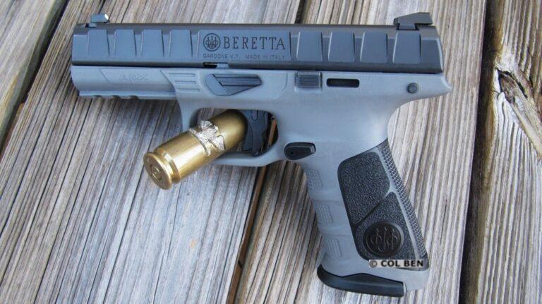 Beretta APX Full-Size 9mm [FIREARM REVIEW]