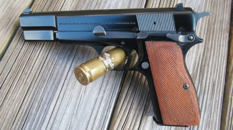 Browning Hi Power Standard 75th Anniversary [FIREARM REVIEW]
