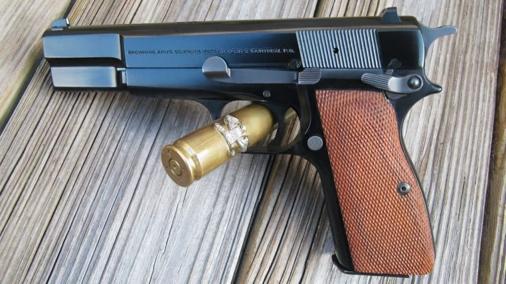 Browning Hi Power Standard, 75th Anniversary [FIREARM REVIEW]