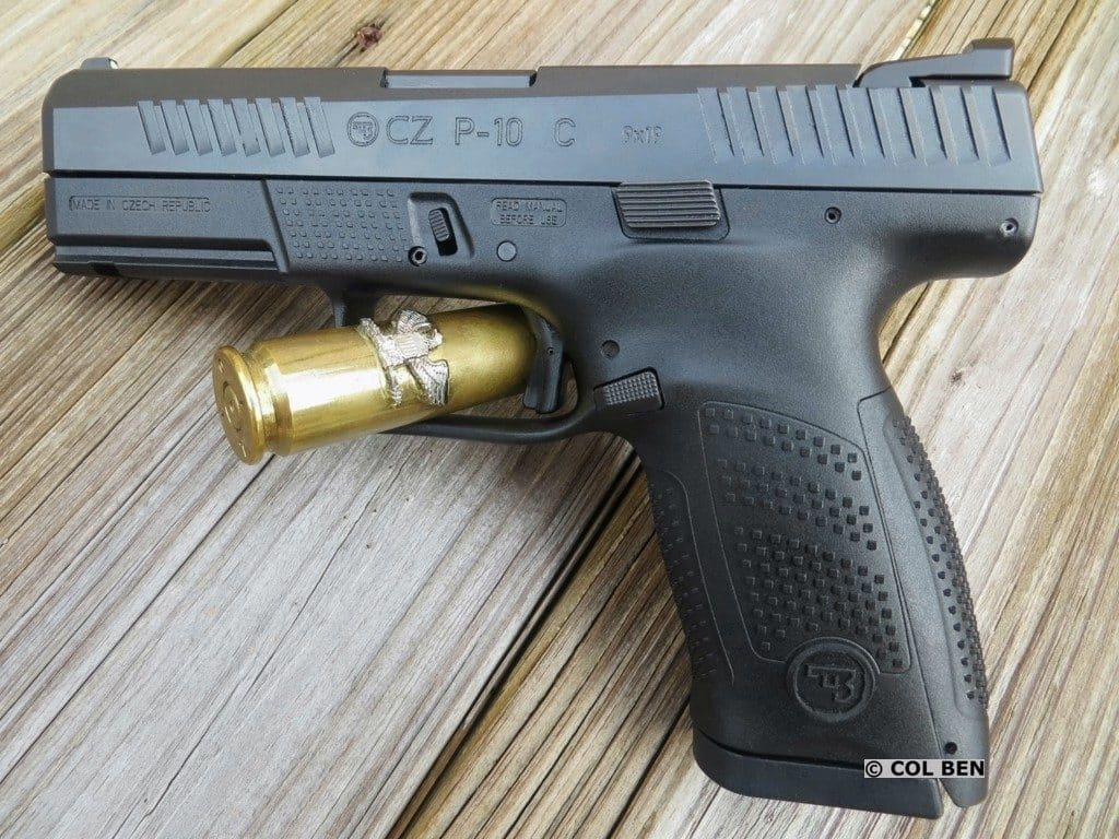 CZ P-10 Compact 9mm [FIREARM REVIEW]