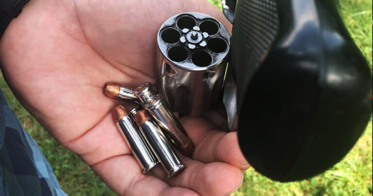 The Slowest Load: Reloading a Revolver with Loose Rounds