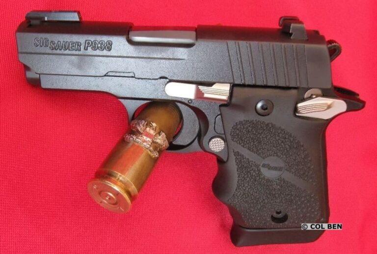 Sig Sauer P938 Subcompact 9mm [FIREARM REVIEW]