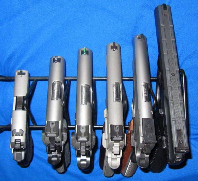 Sight Radius, Accuracy, & Precision in Defensive Shooting?