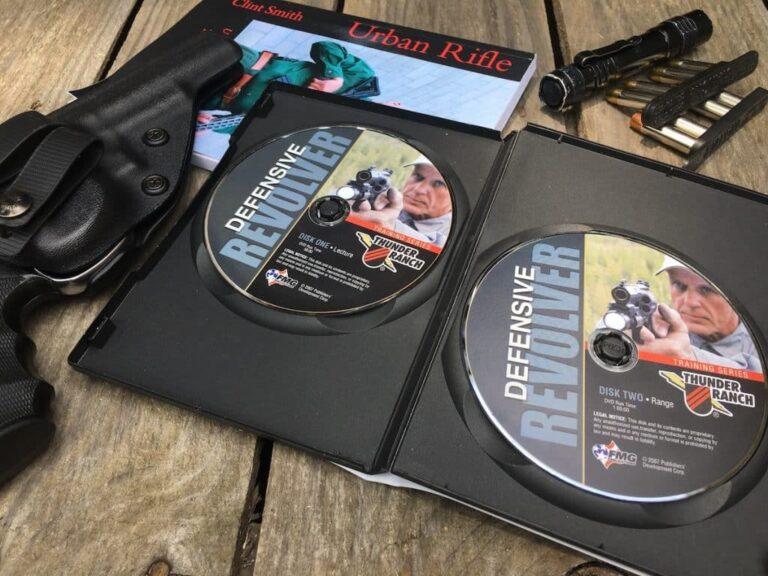 Thunder Ranch Defensive Revolver DVD Review