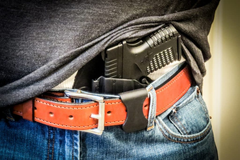Picking A Good Appendix Carry Gun