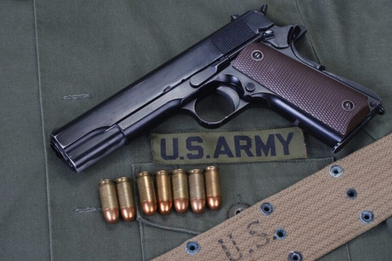 CMP 1911s and the Changing Nature of Surplus/C&R Guns